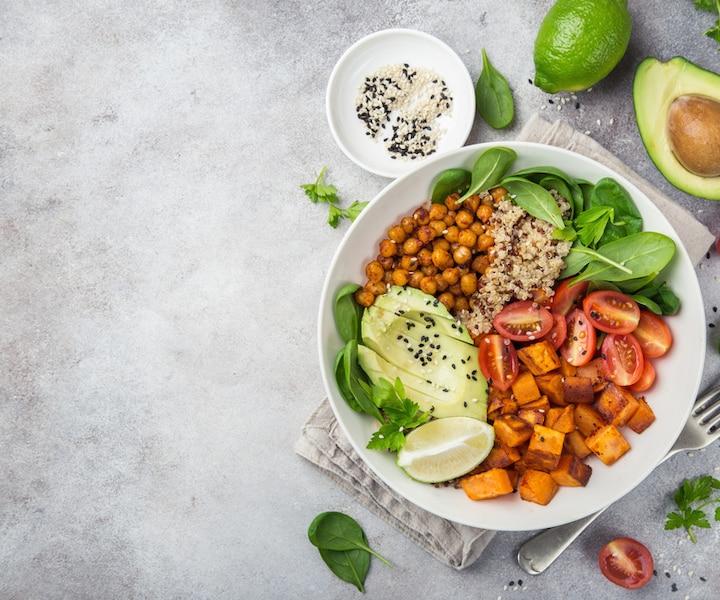 Les bénéfices d'une alimentation à base de plantes