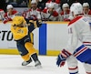 Montreal Canadiens v Nashville Predators