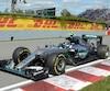 2 ème séance d' essais libre au circuit Gilles Villeneuve lors du Grand prix du Canada