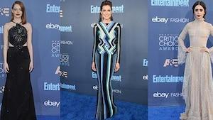 Image principale de l'article Critics Choice Awards 2016: top 10 des plus belles robes