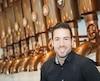 Le grand patron de Chocolats Favoris, Dominique Brown