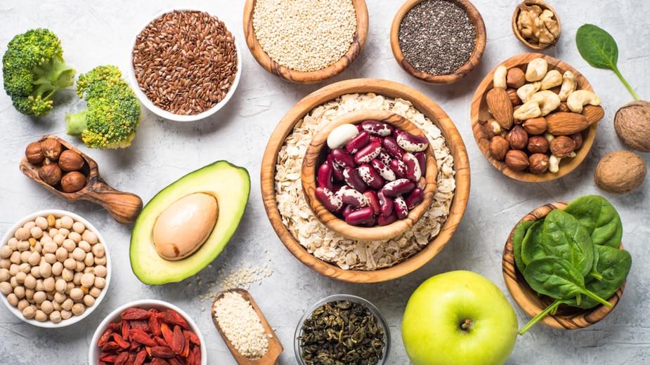10 aliments essentiels d'une alimentation végétale