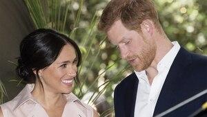 Image principale de l'article Le prince Harry inquiet pour sa femme