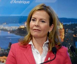 Anne Guérette a quitté la vie politique après les dernières élections municipales en novembre 2017.