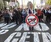 La Belgique est le seul des 28 pays de l'Union européenne qui se trouve dans l'impossibilité de signer le CETA. Les Belges avaient d'ailleurs manifesté contre l'entente le 20 septembre dernier.