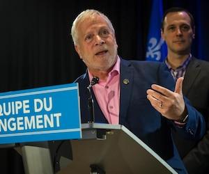 La situation est aberrante aux yeux de François Paradis, député de la Coalition avenir Québec.