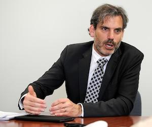 «On souhaite régler notre différend avec le ministre Barrette autrement que par les tribunaux», affirme le président de l'AQPP, Jean Thiffault.