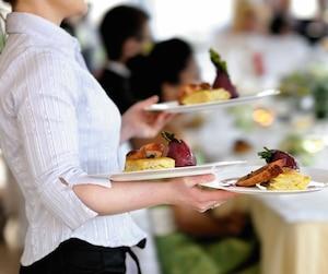 Bloc travail emploi restaurant employés