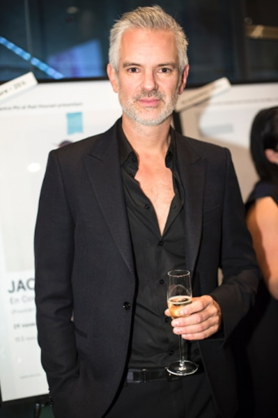 Le designer Philippe Dubuc.