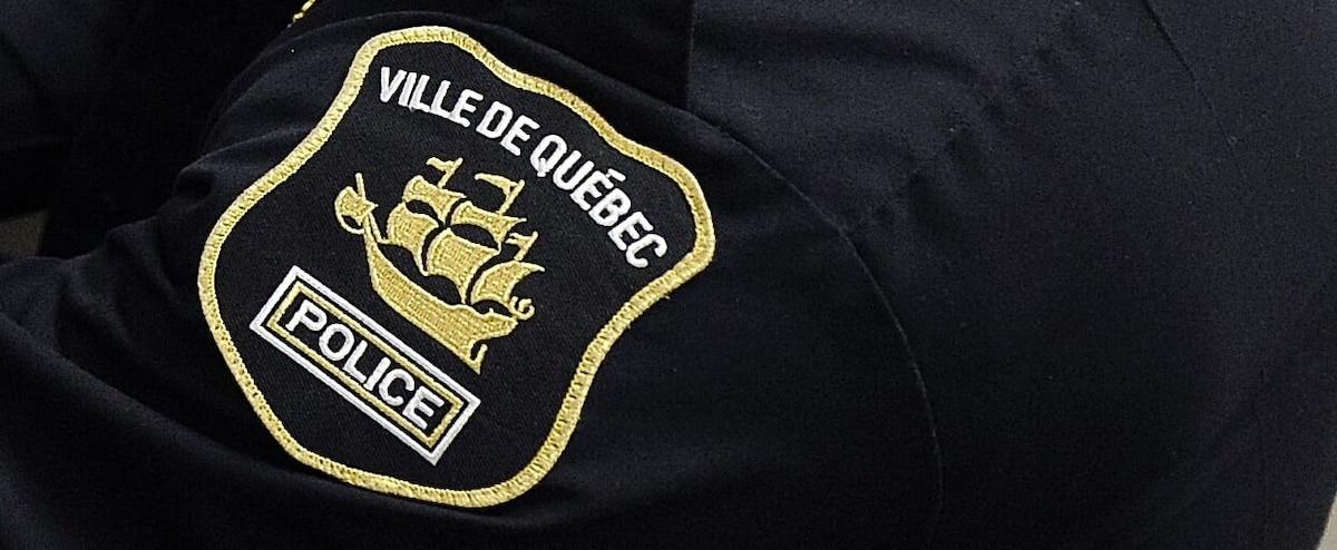 Un chauffard rattrapé après un délit de fuite à Québec