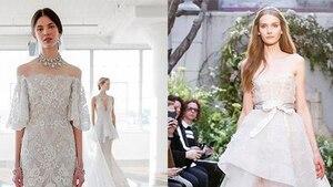 Image principale de l'article Robes de mariée printemps 2017: 8 tendances à surveiller