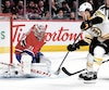 Carey Price a été laissé à lui-même dans le match contre les Bruins.