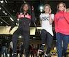 Farah Jacques, Charles Philibert-Thiboutot et Annie Leblanc participeront ce soir au Grand Prix d'athlétisme de Montréal.