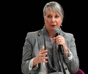 La ministre du Travail, Patty Hajdu
