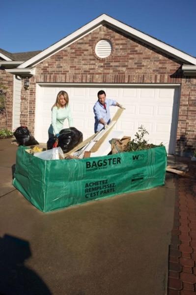 Référence: Consultez le site Internet de Waste Management (fr.thebagster.com) pour plus de détails sur ce service de gestion des déchets.