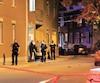 La mère de famille a été transformée en torche humaine le soir du 9 août sur la rue Arago Ouest, dans le quartier Saint-Sauveur. Son ex-conjoint, Frej Haj-Messaoud, a été arrêté quelques heures plus tard à Drummondville. Il fait désormais face à des accusations de tentative de meurtre et de voies de fait causant des lésions.