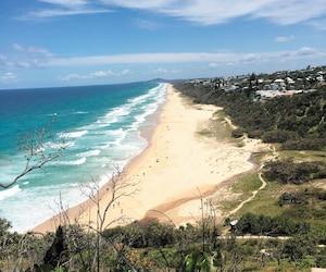 Avec 50000km de côte, l'Australie offre pas moins de 10500 plages différentes.