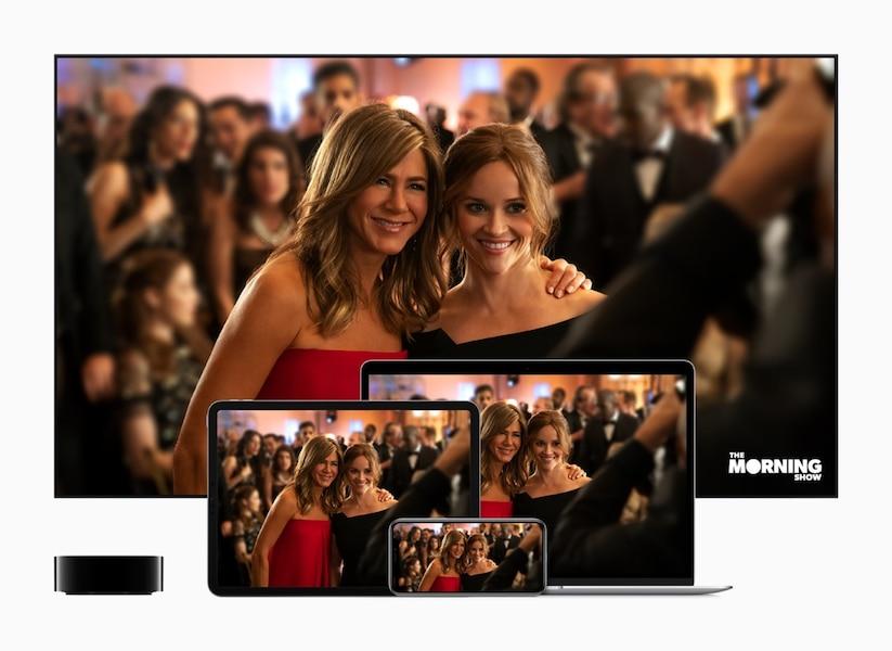 Image principale de l'article Apple lance «Arcade», une plateforme de jeux vidéo
