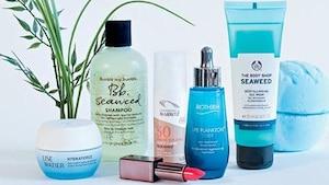 Image principale de l'article Shopping: les 7 meilleurs produits de beauté à base d'algues