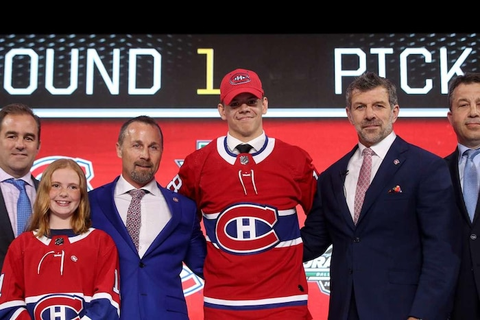 2018 NHL Draft - Round One