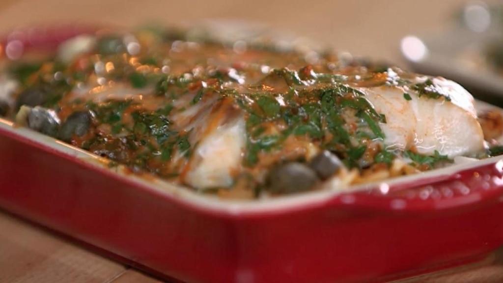 Cassolette de poisson