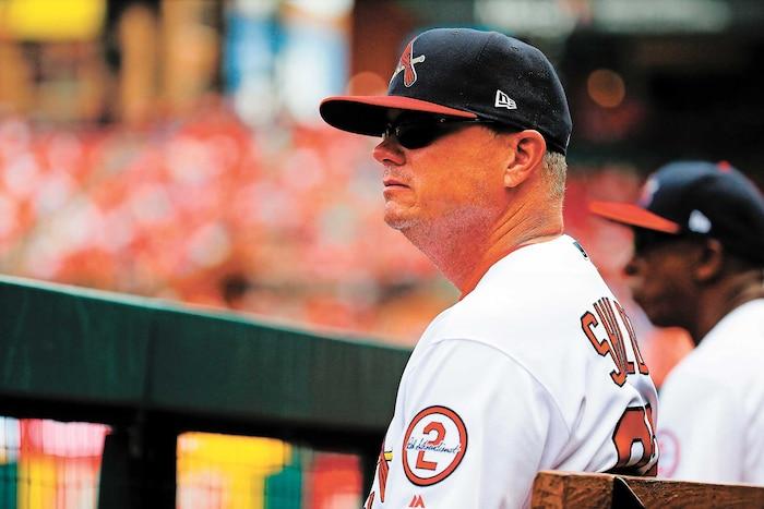 Mike Shildt a une très bonne connaissance de l'être humain et il sait combien il est difficile pour un joueur de baseball de performer tous les jours.