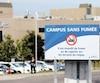 Le cégep de Sainte-Foy devient cet automne un campus 100% sans fumée, où la fumée de cigarette et de cannabis ne sera pas tolérée sur les terrains de l'établissement.