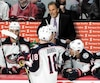 John Tortorella n'a pas hésité à confier plus de responsabilités à Pierre-Luc Dubois cette saison.