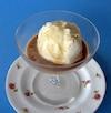 Café affogato (noyé)