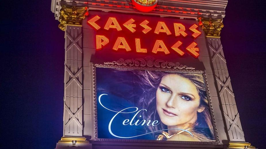 L'aventure de Céline Dion à Las Vegas
