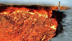 La «Porte de l'Enfer» existe et on peut la visiter
