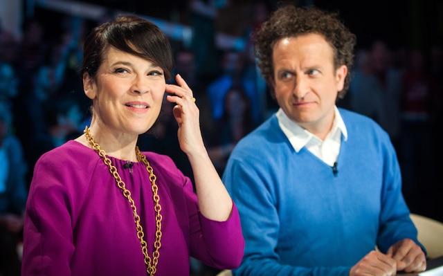 Anne Dorval et Daniel Brière - Les Parent