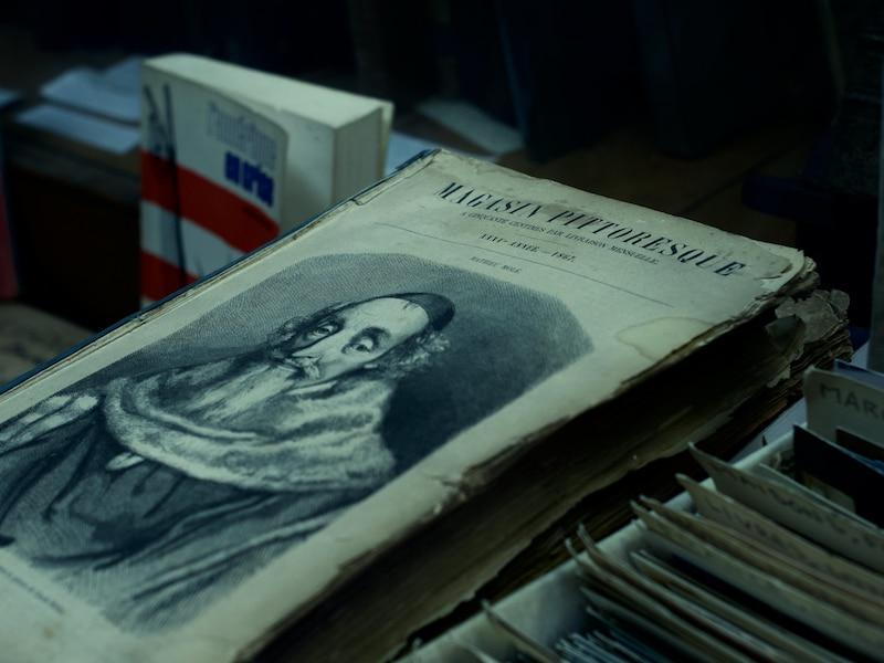 Image principale de l'article La dernière journée d'une librairie mythique
