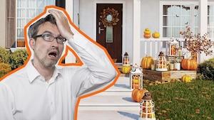 Image principale de l'article Il écrit le nom de ses voisins sur des décorations