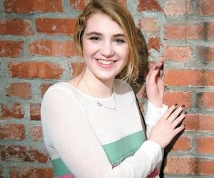 Sophie Nélisse pourra ajouter la présentation d'un film à Cannes à une feuille de route déjà bien garnie pour une actrice qui vient tout juste d'avoir 16 ans.