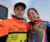 Steven Marquis et Sabrina Blanchet n'ont pas réussi à se qualifier pour la première finale du Grand Prix de Valcourt vendredi dans la catégorie Pro Champ.