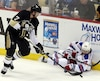 NHL: Stanley Cup Playoffs-New York Rangers at Pittsburgh Penguins
