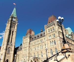 Bloc parlement canada