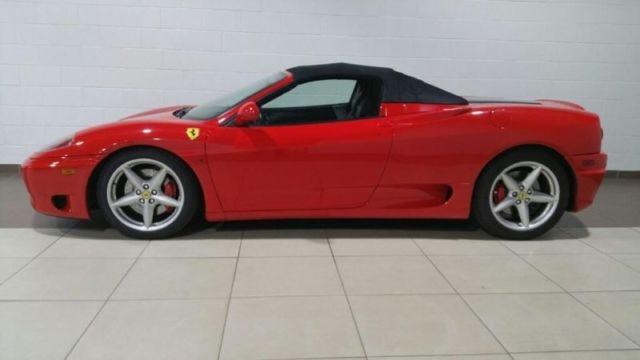 Qui n'a jamais rêvé d'une Ferrari? Celle-ci pourrait être à vous pour moins de 100 000$! Certes, la somme demeure élevée, mais elle représente une fraction du prix d'une neuve. Cliquez ici pour voir l'annonce.