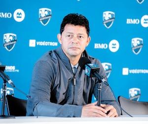Wilmer Cabrera n'a dirigé que neuf matchs de l'Impact cette saison, soit deux du Championnat canadien et sept de la MLS.