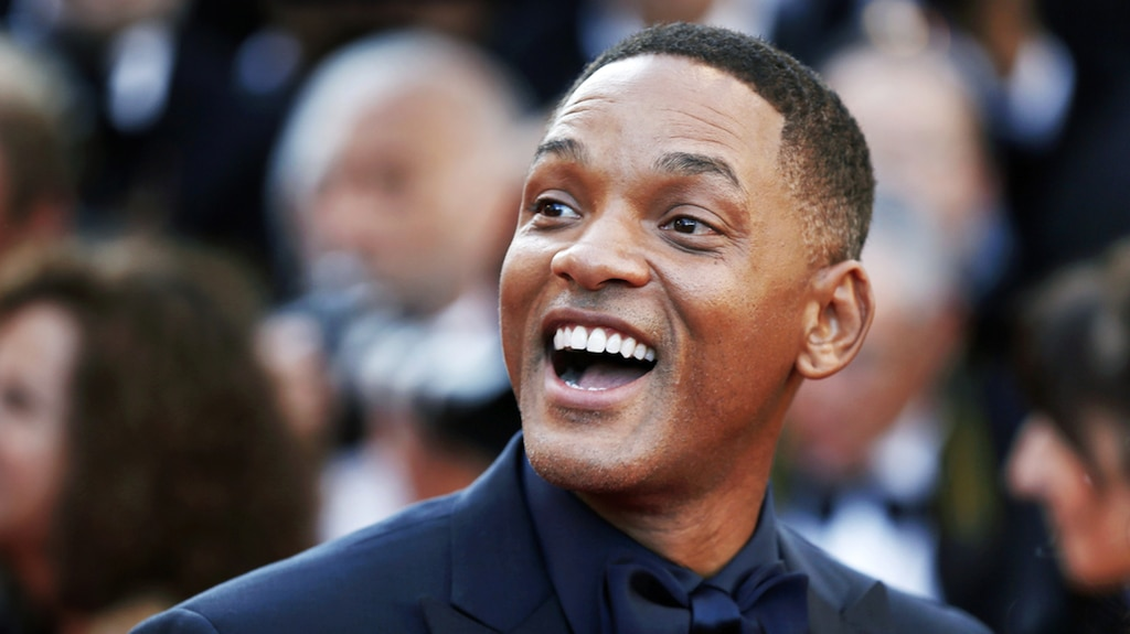 Will Smith surprend ses fans