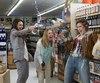Amy (Mila Kunis), Kiki (Kristen Bell) et Carla (Kathryn Hahn) décident de s'offrir du bon temps alors qu'elles en ont ras-le-bol de s'acquitter de toutes les tâches du quotidien.