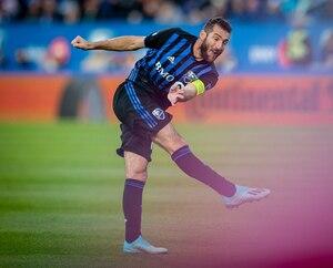En exerçant l'option sur le contrat d'Ignacio Piatti, l'Impact a démontré qu'il tient à lui.