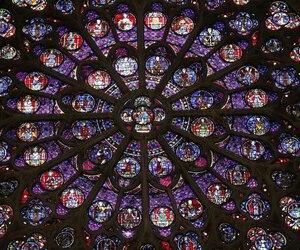 Rosaces de Notre-Dame de Paris
