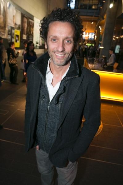 «Je connais bien Stéphane et un peu sa copine. Je suis curieux de voir le travail qu'ils ont fait», a mentionné l'humoriste André Sauvé.