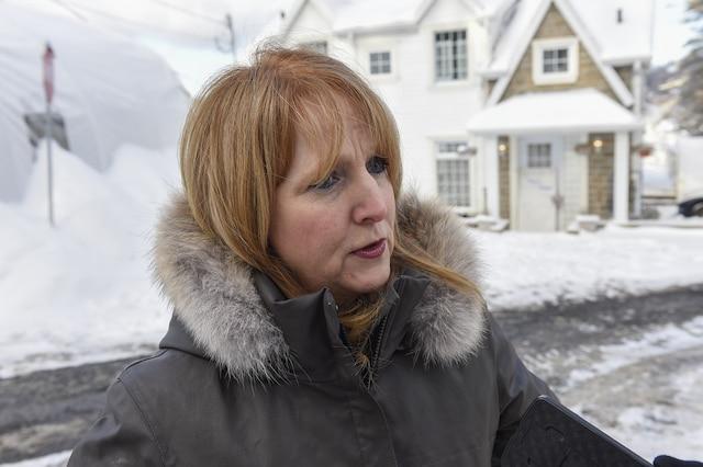 Sylvie Chartier conseillère à la ville