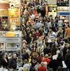 Quelque 67 000 personnes ont fréquenté le Salon du livre cette année.