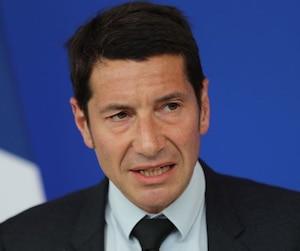 Le maire de Cannes, David Lisnard.