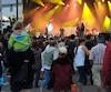 Près de 12 000 personnes ont franchi les tourniquets du Festival Lorettain samedi.