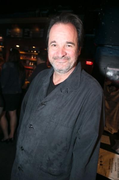 Paul Piché comptait parmi les artistes et nombreux admirateurs venus applaudir Vincent Vallières.